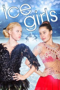 Ice Girls movie poster.