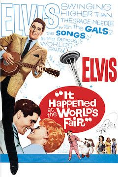 It Happened at the World's Fair movie poster.