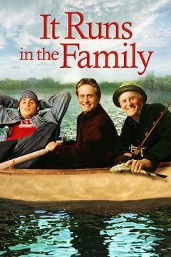 It Runs in the Family movie poster.