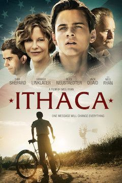 Ithaca movie poster.