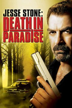 Jesse Stone: Death in Paradise movie poster.