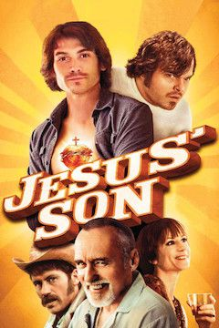 Jesus movie poster.
