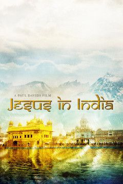 Jesus in India movie poster.