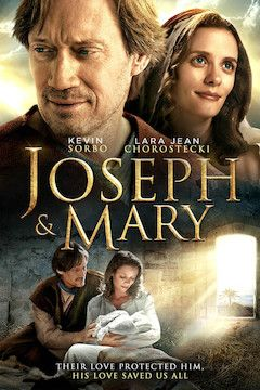 Joseph and Mary movie poster.