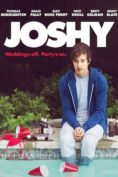 Joshy movie poster.