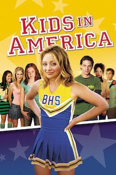 Kids in America movie poster.