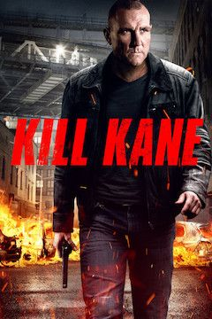 Kill Kane movie poster.