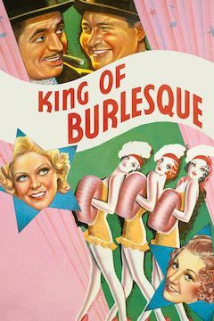 King of Burlesque movie poster.