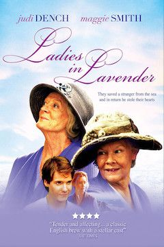 Ladies in Lavender movie poster.