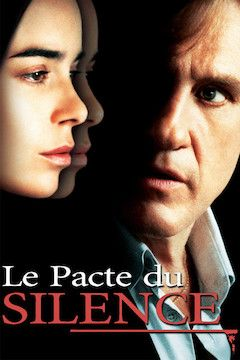 Le Pacte du Silence movie poster.
