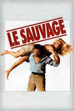 Le Sauvage movie poster.