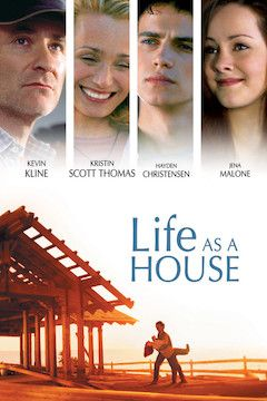 Life as a House movie poster.