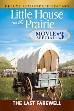 Little House on the Prairie: The Last Farewell movie poster.