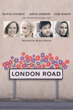 Poster for the movie London Road