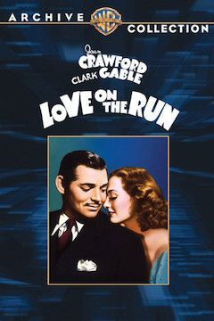 Love on the Run movie poster.