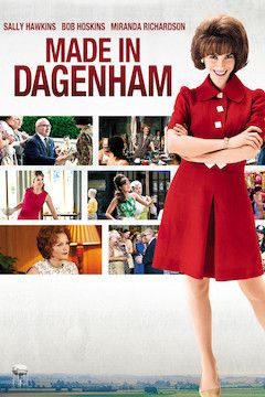 Made in Dagenham movie poster.