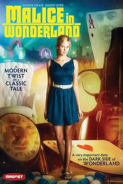 Malice in Wonderland movie poster.