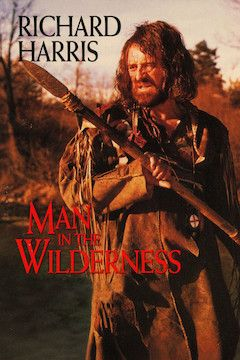 Man in the Wilderness movie poster.