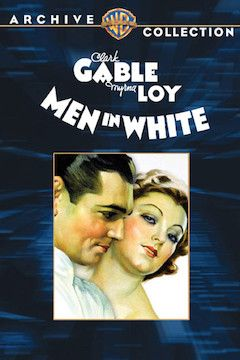 Men in White movie poster.