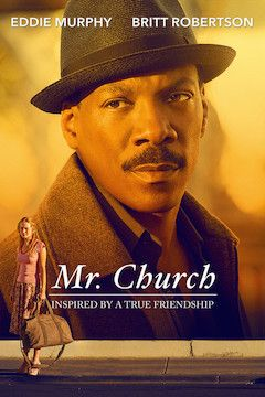Mr. Church movie poster.