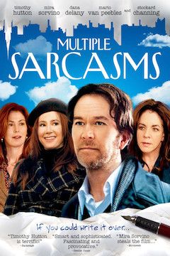 Multiple Sarcasms movie poster.