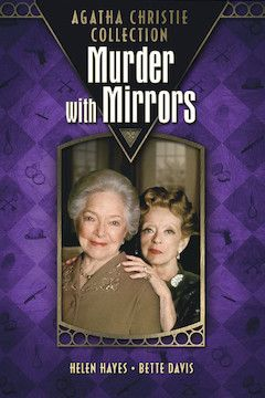 Murder With Mirrors movie poster.