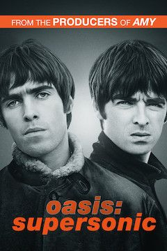 Oasis: Supersonic movie poster.