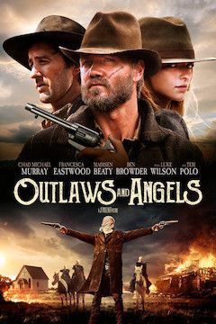 Outlaws and Angels movie poster.