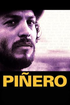 Pinero movie poster.