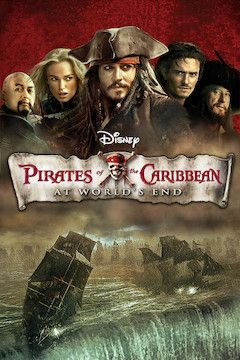 Pirates of the Caribbean: At World's End movie poster.