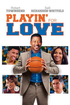 Playin' For Love movie poster.
