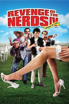 Revenge of the Nerds IV: Nerds in Love movie poster.