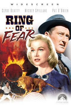 Ring of Fear movie poster.
