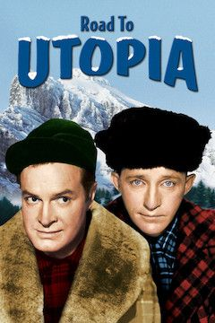 Road to Utopia movie poster.