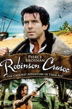 Robinson Crusoe movie poster.