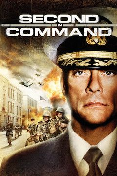 Second in Command movie poster.
