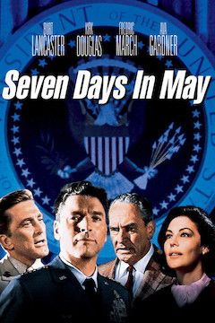 Poster for the movie Seven Days in May