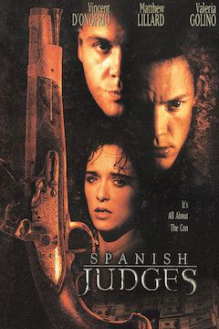 Spanish Judges movie poster.