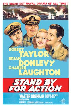 Poster for the movie Stand By for Action