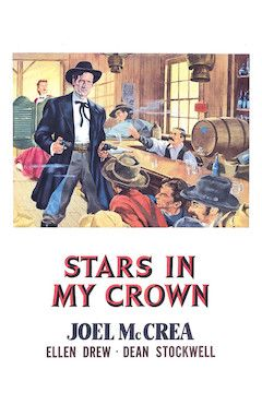 Stars in My Crown movie poster.
