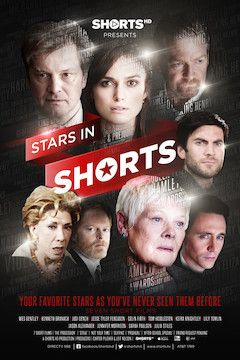 Poster for the movie Stars in Shorts