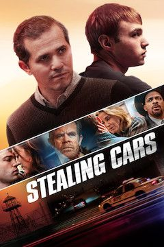 Stealing Cars movie poster.