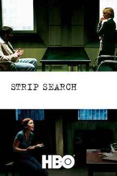Strip Search movie poster.