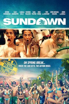 Poster for the movie Sundown