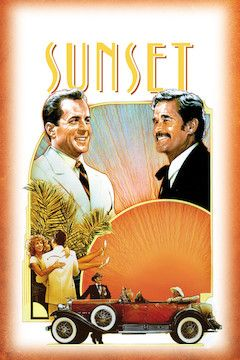 Sunset movie poster.