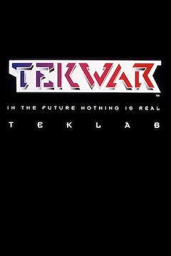 Poster for the movie TekWar: TekLab