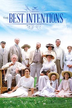 The Best Intentions movie poster.
