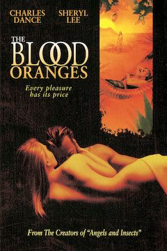 The Blood Oranges movie poster.