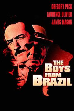 The Boys From Brazil movie poster.