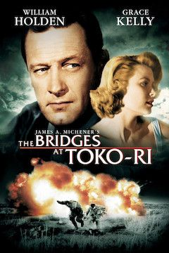 The Bridges at Toko-Ri movie poster.